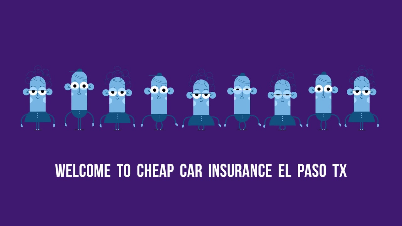 Get Cheap Auto Insurance in EI Paso Texas