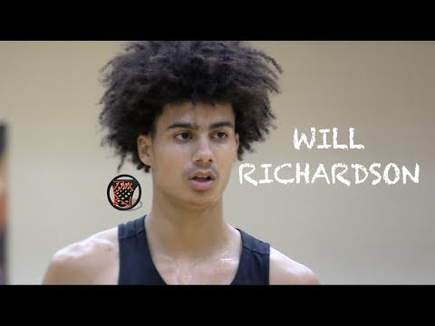 Will Richardson Absolutely Kills Peach Jam! | #1 Player in Georgia is Unstoppable