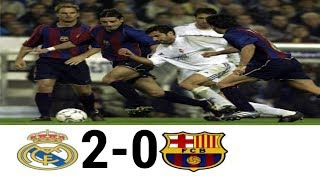 "Real Madrid vs FC. Barcelona, ""RESUMEN"" Goals and Highlights, 