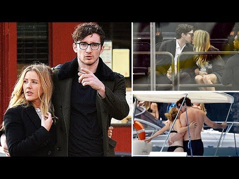 Ellie Goulding And Her New Boyfriend Caspar Jopling's Cute, Romantic And Hottest PDA Moments Of 2018