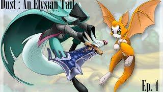 Dust An Elysian Tail: qua si parla soltanto...Ep.4