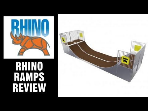 Rhino ramps review