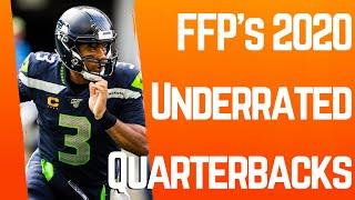 Underrated Fantasy Quarterbacks | FFP 2020