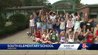 Wake Up Call from South Elementary School