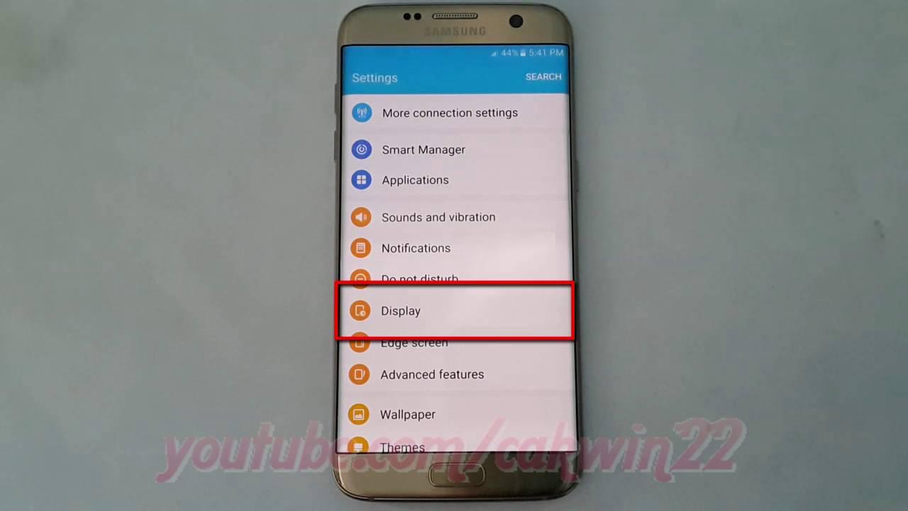 Samsung galaxy s7 message background