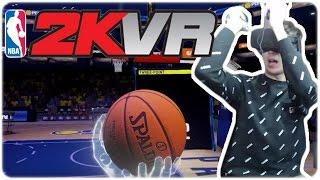 "成為NBA選手! 新界高比...lol""► 2KVR Experience [Hins Plays]"