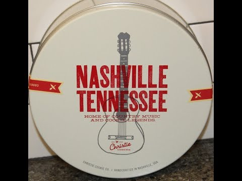 Reviewing TEN Christie Cookie Co. Cookies Including The Nashville & Doubletree