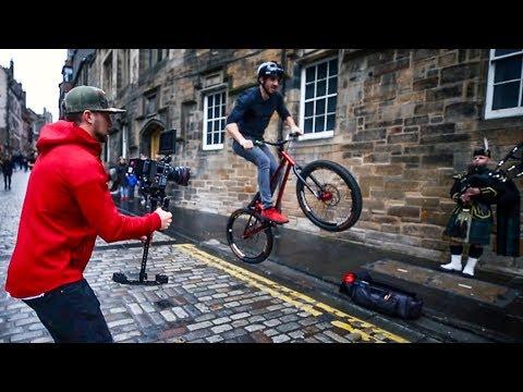 Run & Gun Filmmaking in Scotland!