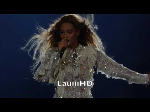 Beyonce - Runnin (Lose it All) - Live in Stockholm, Sweden 26.7 FULL HD