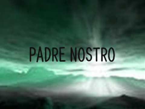 Padre nostro inedito scritto e cantato da sandro scuoppo - Nostro padre versione moderna ...