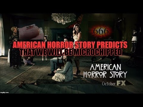 AMERICAN HORROR STORY PREDICTS THAT WE WILL BE MICROCHIPPED