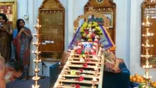 Swamy Ayyappa Pooja at Vedic Cultural and Spiritual Center of San Diego