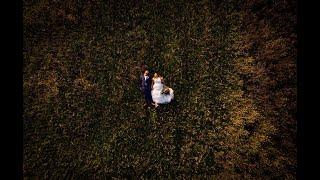 Bailey & Curtis - Beautiful Fall Barn Wedding - Shot on EOS R
