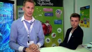 Ароматизация, Третье чувство, 5P EXPO 2013(Шабала Сергей - генеральный директор Компания