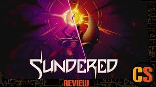 SUNDERED - REVIEW