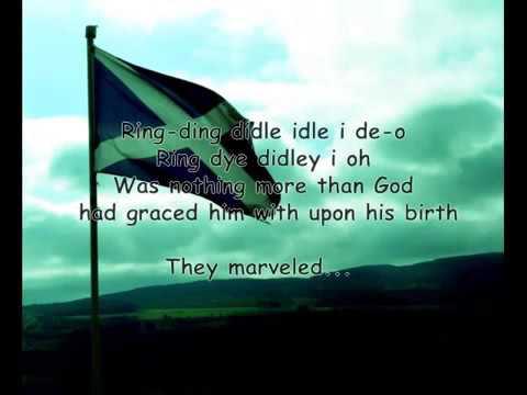 The drunk Scotsman lyrics
