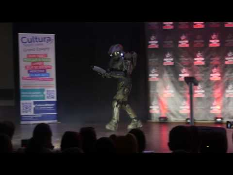 related image - Savoie Retro Games 2016 - Concours Cosplay Dimanche - 10- Halo - Masterchief