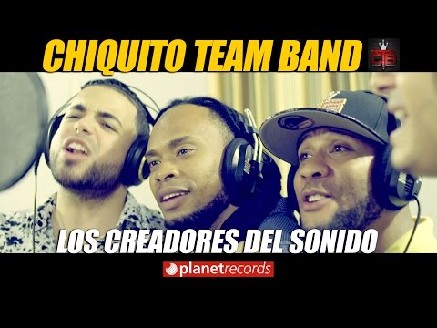 CHIQUITO TEAM BAND - Los Creadores Del Sonido (Oficial Video 4K By JC Restituyo) Salsa Urbana