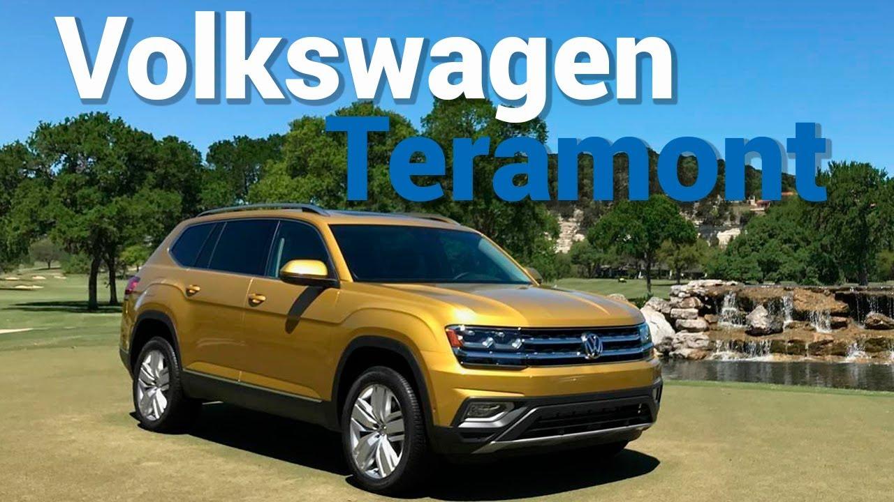 Vw Atlas Interior >> Volkswagen Atlas | Teramont 2018 - 10 cosas que debes saber | Autocosmos - YouTube