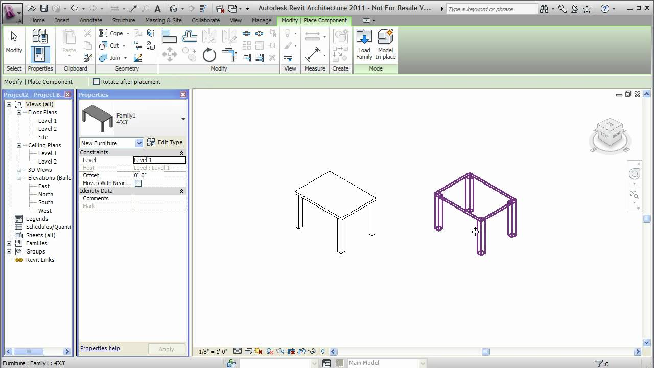 Top 10 websites to download free revit families and components.