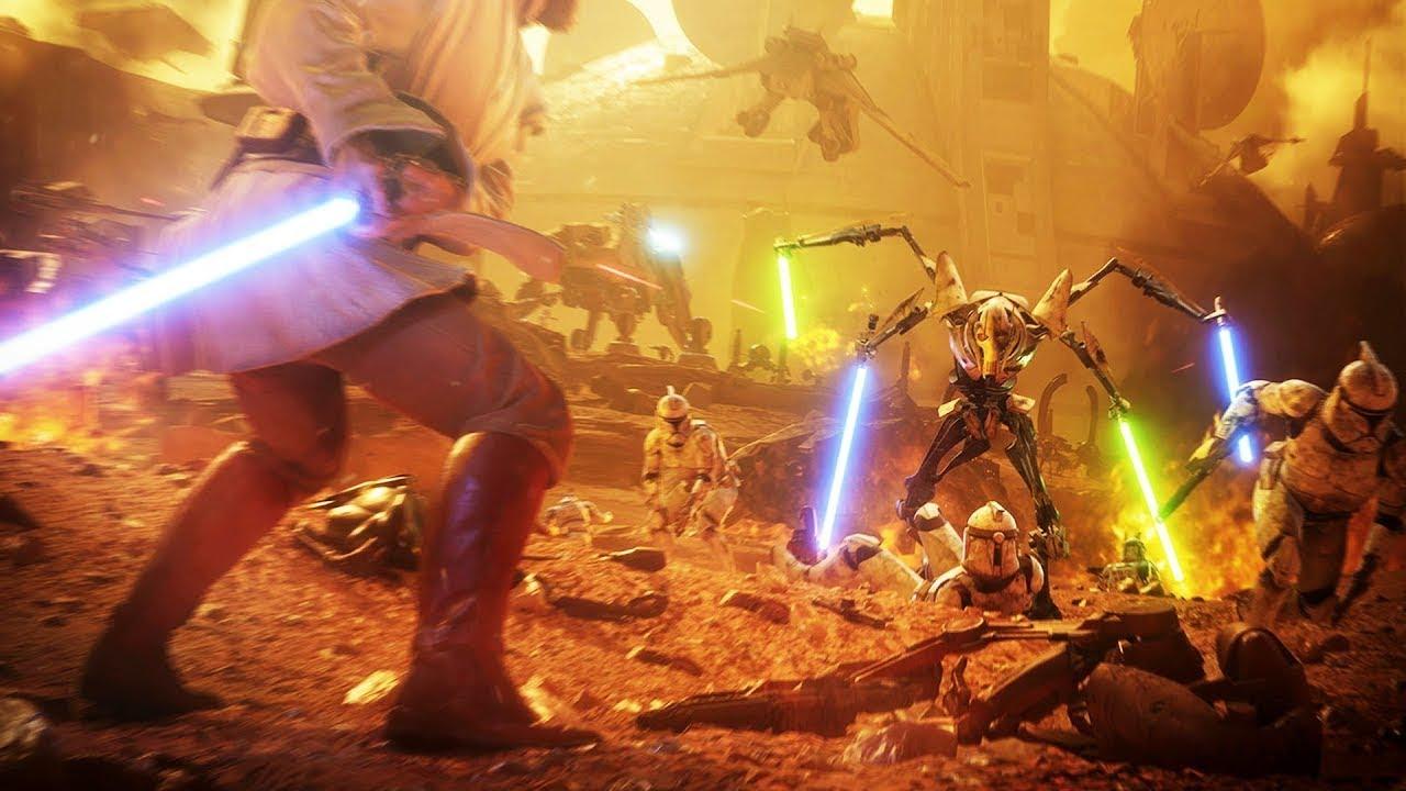 Nude Grievous at Star Wars: Battlefront II (2017) Nexus
