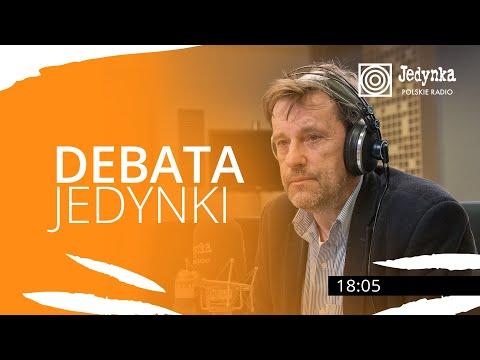 Witold Gadowski - Debata Jedynki 7.01. - O przekopie Mierzei Wiślanej