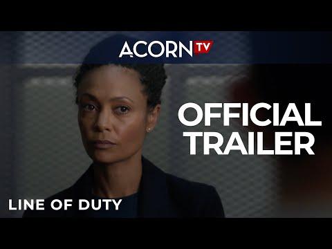 Acorn TV | Line Of Duty | Seasons 1-5 Streaming Now