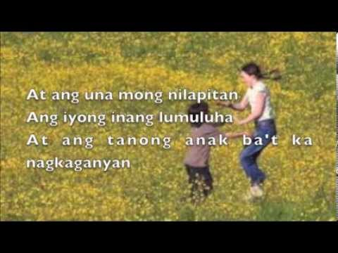 Freddie Aguilar — Anak [Official Lyric Video with Chords ...