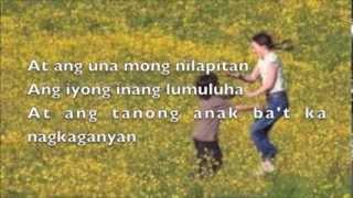 Anak (tagalog) Lyrics By Freddie Aguilar