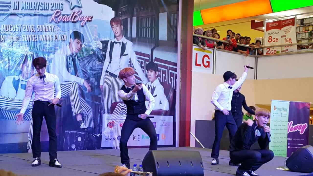 Download [14082016] Road Boyz (로드보이즈) -  Be my love (우리 사랑할까?)  [Road Boyz 1st Showcase in Malaysia 2016]