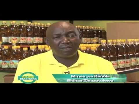 Canola Crop Farming in Kenya