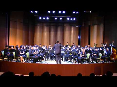 """Saxes in Concert"" BSRU Wind Orchestra"