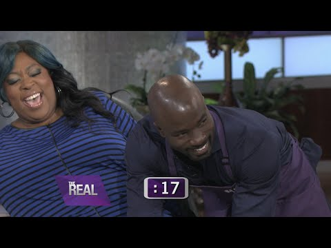 Mike Colter Plays Happy Wife, Happy Life