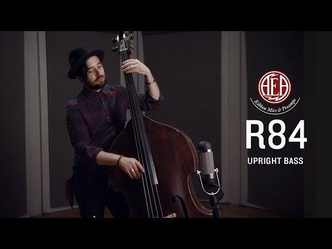 AEA R84 - Upright Bass - Listening Library