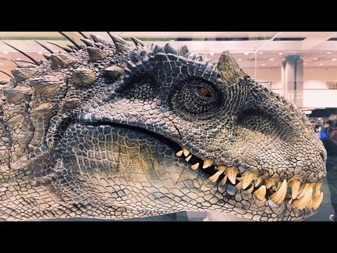 Jurassic World 2 - The Indoraptor is More Dangerous Than The I-Rex