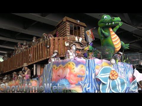 Krewe of CarrolltonParade - 2018 New Orleans Mardi Gras