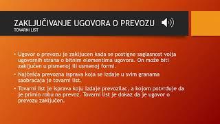 2, Pravo  II-1,2,3,4,5,6,7, Đorojević, III nedjelja