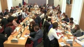 Commission des affaires économiques : Question à M Stéphane Travert, Ministre de l'agriculture