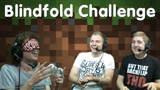 Minecraft Xbox - Blindfold Challenge - Part 1