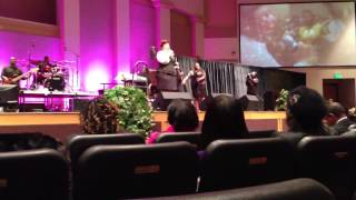"Tamela Mann ""Now Behold the Lamb"""