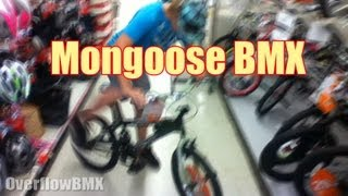 Kid Thinks His Mongoose is The Best Bike