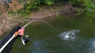 Сплавная рыбалка по реке Сейм Попали на клёв щуки и окуня Рыбалка в новых местах