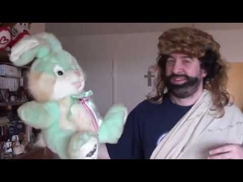 Happy Easter 2016   Jesus Christ Vs Easter Bunny {Mar '16}