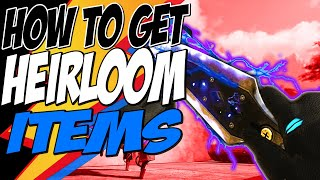 Apex Legends | How to get SECRET HEIRLOOM PACK WRAITH $500 KNIFE HEIRLOOM ITEMS