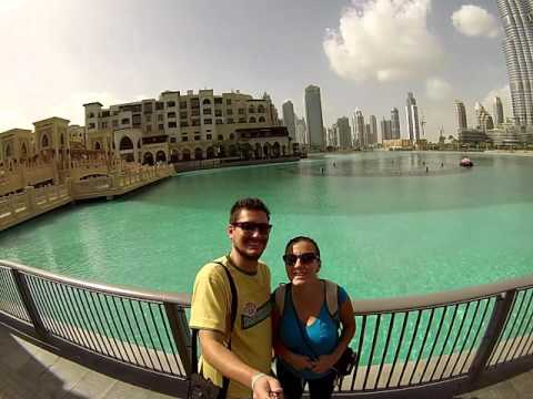 Around the Globe: One day in Dubai in the United Arab Emirates, GoPro