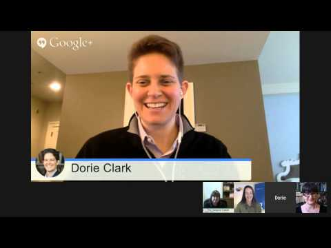 #SoGood4Biz Ep 1: Dorie Clark, author Stand Out: How to Find Your Breakthrough Idea and Build a F...
