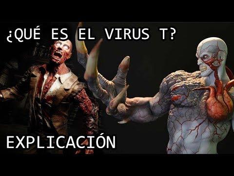 ¿Qué es el Virus T? EXPLICACIÓN   El Virus T de Resident Evil EXPLICADO