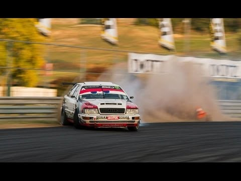 Drift.ro Shorts: Audi V8 DTM Drifting