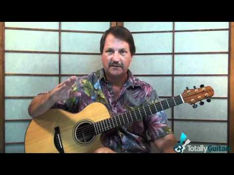 Sleight Of Hand Guitar Lesson Preview - Neil Hogan