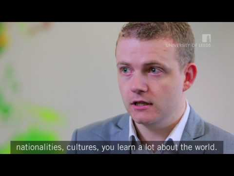 Andrew Green: My MSc experience at Leeds [subtitled]